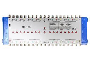 Усилитель для мультисвитчей MS-17A