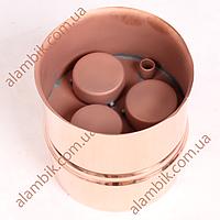 Ректификационная тарелка для аламбика