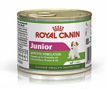 Консервы Royal Canin Junior для щенков малых пород 195 г