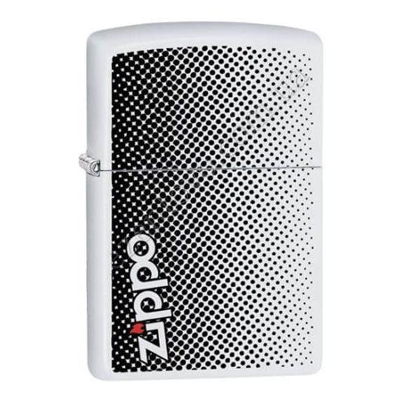 Зажигалка бензиновая zippo 29689 ZIPPO LOGO DESIGN