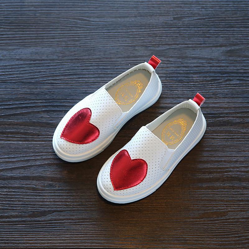 Взуття для дівчинки сердечка 21-25р ❤️