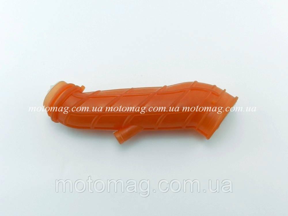 Патрубок воздушнего фильтра 4т GY6-50/60/80сс (силикон)