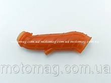 Патрубок воздушнего фільтра 4т GY6-50/60/80сс (силікон)