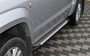 Бічні майданчики VW Amarok (Line)