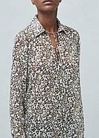Платье  с животным принтом Mango (р.S,42)
