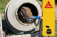 Добавки sika в бетоны и растворы