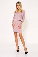Платье женское 115R310S цвет Пудровый