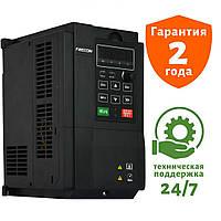 Преобразователь частоты на 5.5/7.5 кВт FRECON - FR500A-4T-5.5G/7.5PB - Входное напряжение: 3-ф 380V