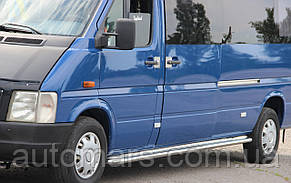 Бічні майданчика (підніжки) Volkswagen LT Premium