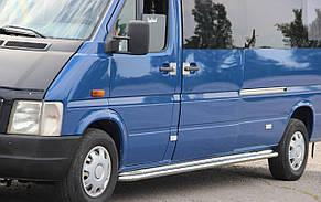 Боковые площадки (подножки) Volkswagen LT Premium