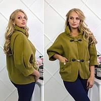 Элегантная женская кашемировая кофта 50-56р.(2 расцв), фото 1