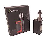 Электронная сигарета SQ 80 Plus Встроенный аккумулятор 2000mAh, Вейп, электронный испаритель Новинка, фото 2