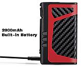 Электронная сигарета SQ 80 Plus Встроенный аккумулятор 2000mAh, Вейп, электронный испаритель Новинка, фото 5