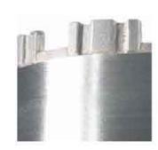 5852106-01 Алмазная коронка Husqvarna D1410, 122 мм, 1-1/4