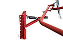 Граблі-ворошилки (Сонечко) AGROMARKA LUXE товщина граблинной дроту 5 мм Плавно загнуті кінці зубів, кількість, фото 4