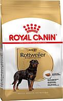 Сухой корм Royal Canin Rottweiler Adult для собак породы Ротвейлер 12 кг