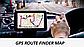 """Автомобильный GPS Навигатор - 7"""" G708 (windows 256/8), фото 4"""