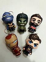 Сквиши Супергерои брелок