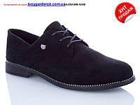 Женские туфли  черные VIKA р 42 (код 3514-00), фото 1