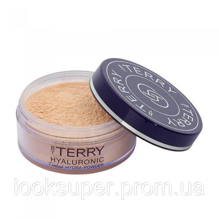Рассыпчатая пудра By Terry HYALURONIC TINTED HYDRA-POWDER TINTED FACE SETTING POWDER   N°100 FAIR