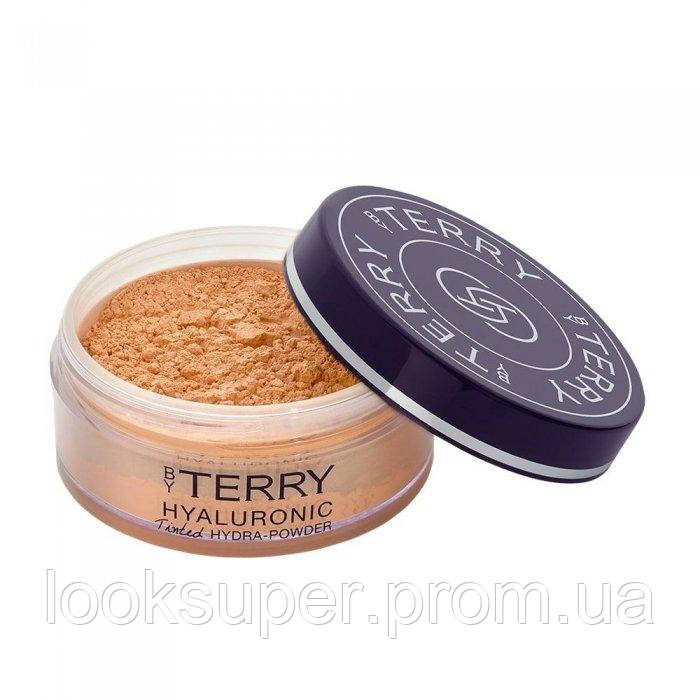 Рассыпчатая пудра By Terry HYALURONIC TINTED HYDRA-POWDER TINTED FACE SETTING POWDER   N°300 MEDIUM FAIR