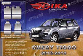 Авточехлы Chery Tiggo 2012-2016 Nika