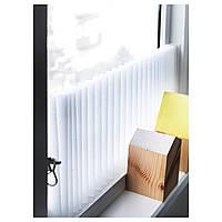 IKEA SCHOTTIS (ИКЕА SCHOTTIS): 202.422.82    Плиссированная штора панельная, белый