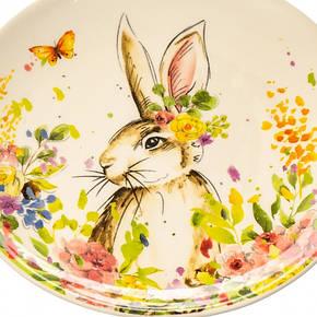 Тарелка Милый кролик, фото 2