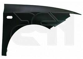 Крыло правое Seat Ibiza 09-12 переднее (FPS). 6J0821022A