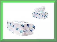 Полотенца бумажные PREMIUM Р127 Tischa Papier (белая 100% целлюлоза, полиэтилен, двухслойные, ящик 20 пачек)