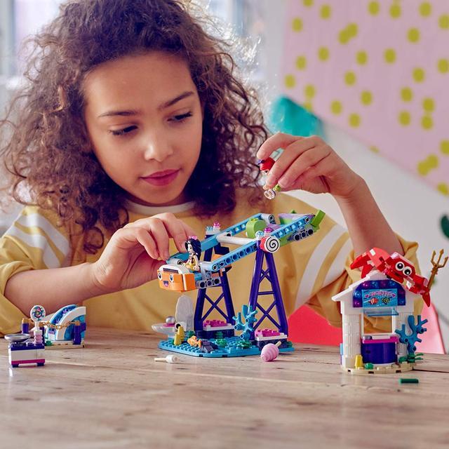 ЛЕГО 41337 LEGO Friends - «Подводная карусель» Конструктор LEGO Friends Підводна петля 41337