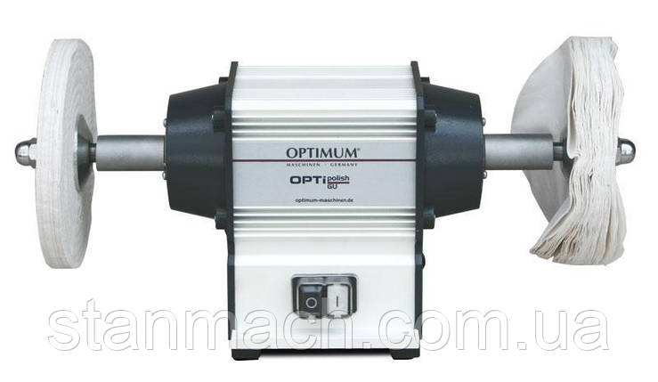 OPTIgrind GU 25P (380В) | Полировальный станок по металлу, фото 2