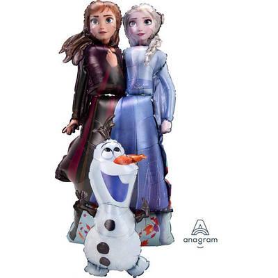 """А 57"""" Frozen 2 Airwalker Холодне серце 2 Ходячка"""