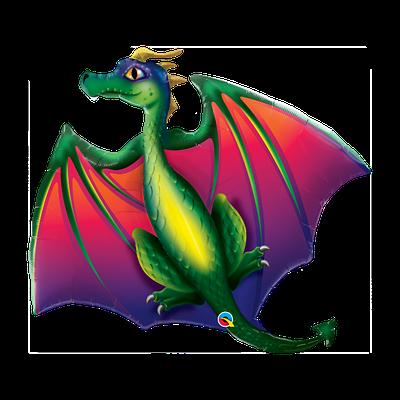 "P 45"" Mythical Dragon Мистический дракон"