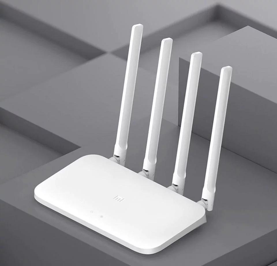 Оригинал Xiaomi Mi WiFi Router 4A Global EU DVB4230GL двухдиапазонный 2.4Ghz 5Ghz .