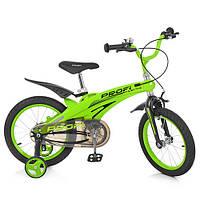 Велосипед детский 16 дюймов, PROF1 16Д. LMG16124