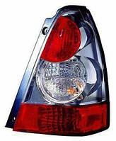 Фонарь правый Subaru Forester 06-08 хромированный (DEPO). 320-1908R-AS1
