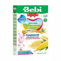 Безмолочная каша Кукурузная низкоаллергенная, 200 г BEBI Premium беби премиум с пребиотиком