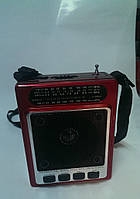Радиоприемник RS-083 UT Встроенный фонарик Мощный динамик Возможность записи музыки с радио