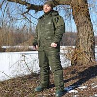 Костюм зимний для рыбалки Atlant MR Camo -40*