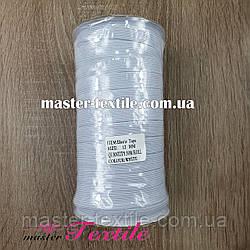 Резинка Бельевая 12 мм, 50 метров (белая)