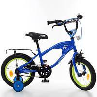 Велосипед детский 14 дюймов PROF1 14Д. Y14182