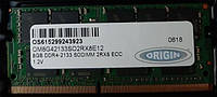 Origin 8GB SODIMM 2Rx8 ECC 1.2V