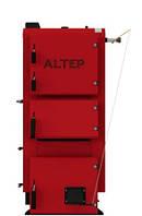Котёл отопительный на твёрдом топливе  АЛЬТЕП ДУО   15кВт  (АLTEP DUO)