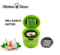 Измельчитель чеснока garlic chopper kitchen & home
