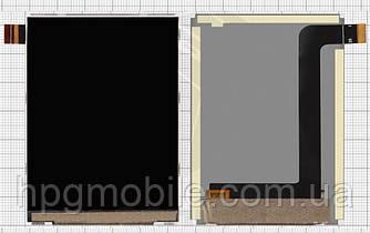 Дисплей для Prestigio MultiPhone 3500 Duo (84*54 mm), оригинал