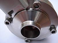 Заслонка из нержавеющей стали AISI 304 S/G DN 40
