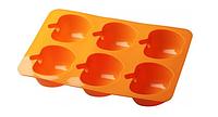 Форма силиконовая Яблоки