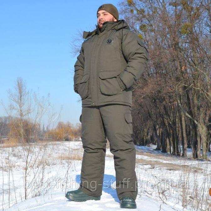 Костюм зимний для рыбалки и охоты Diamond  даимонд -40*