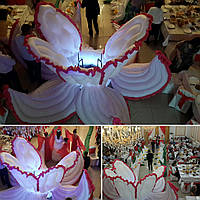 """Надувной открывающийся цветок """"Лилия"""", фото 1"""